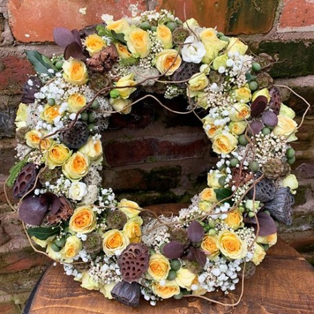The Autumnal Wreath