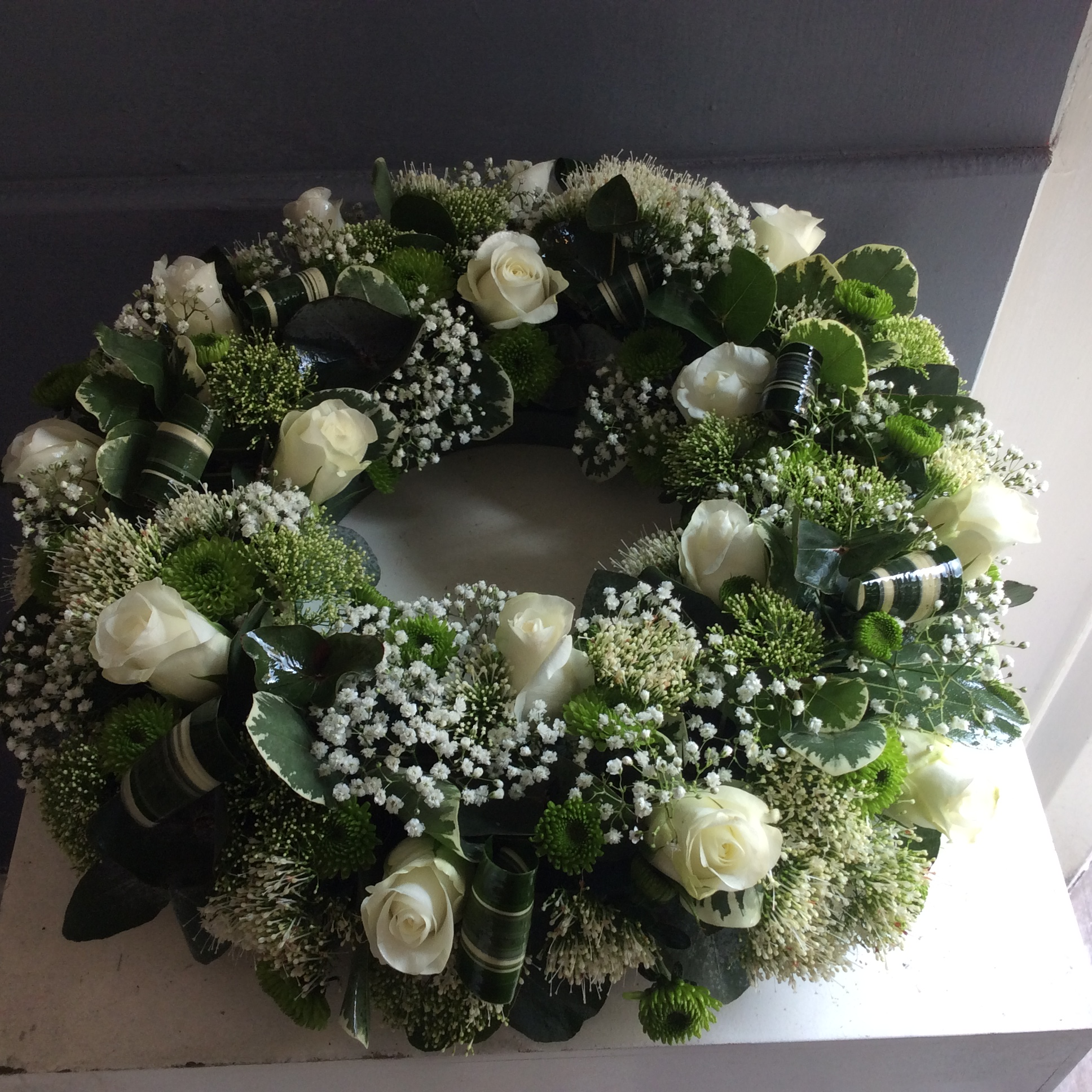 Open Ring Wreath