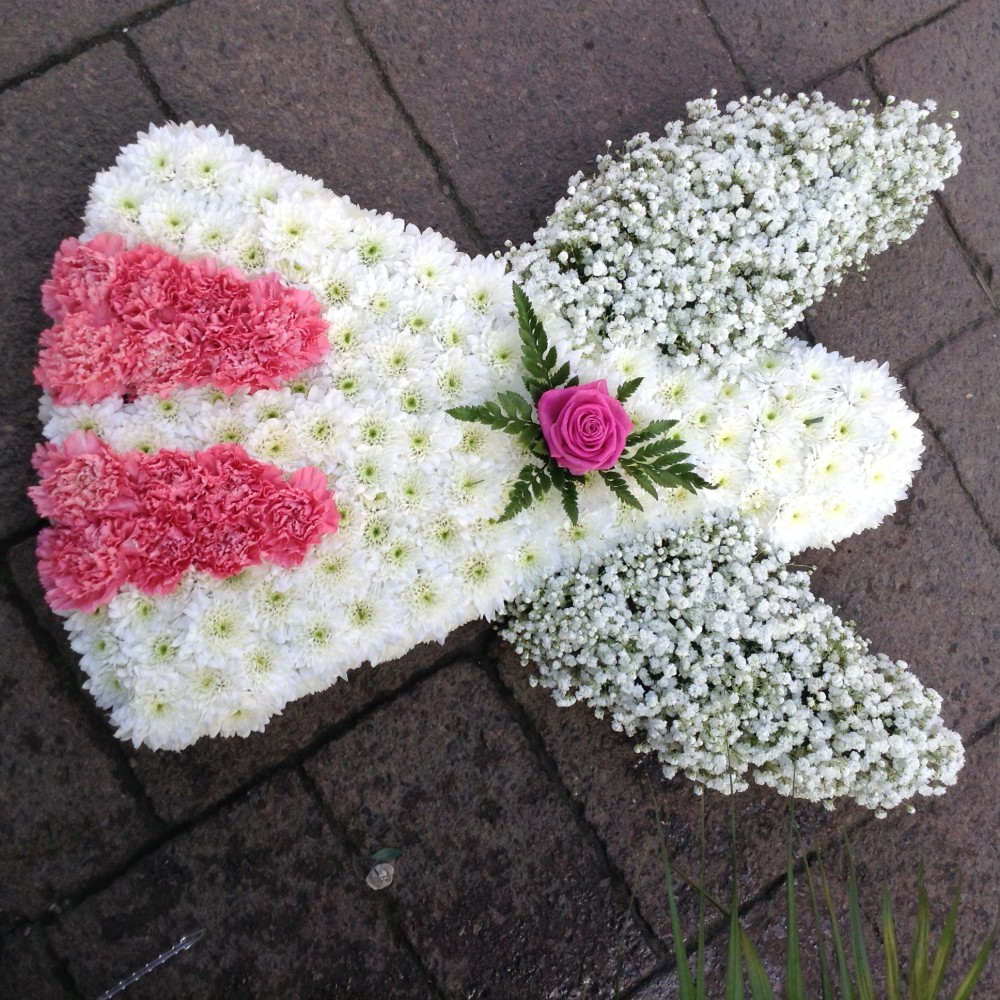 Funeral letters flowers bolton funeral letters flowers delivery by angel izmirmasajfo