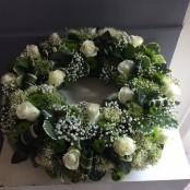 Open Ring Wreath