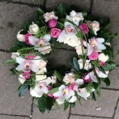 Luxury Ring wreath