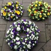 Open Wreaths